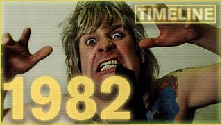 Timeline: 1982 - Everything That Happened In the Year 1982 - YouTube