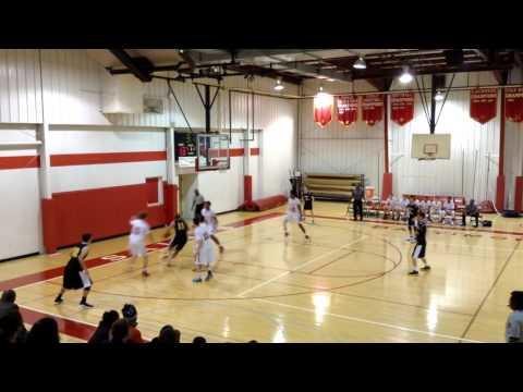 Concordia Prep vs SJCP Basketball Highlights (v)