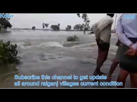 Raiganj Flood Part 9 Kotar ll Kulik River ll Raigan ll North Dinajpur