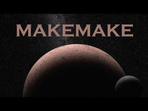 NASA's Hubble Discovers Moon Orbiting Dwarf Planet Makemake