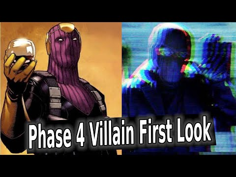 CRAZY MCU PHASE 4 REVEAL! First Look at Zemo in Falcon & The Winter Soldier!!