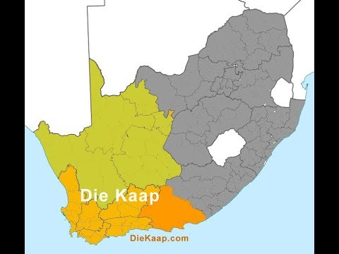 The Cape Secedes from South Africa! Khoi King Khoebaha III Declares ...