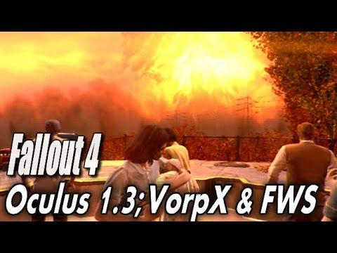Oculus Rift DK2 - Fallout 4 (VorpX & Flawless Widescreen)