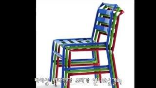 [노아디자인가구] 야외 공간을 활용하여 의자, 테이블을…