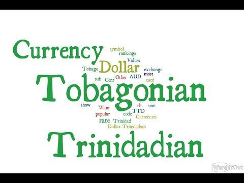 Trinidadian And Tobagonian Currency - Dollar
