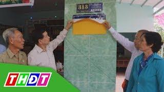 Nguyên Chủ tịch nước Nguyễn Minh Triết về Đồng Tháp trao tặng nhà | THDT