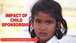 Impacts of Child Sponsorship - Meet Singh Sisters' | Sponsor a girl child