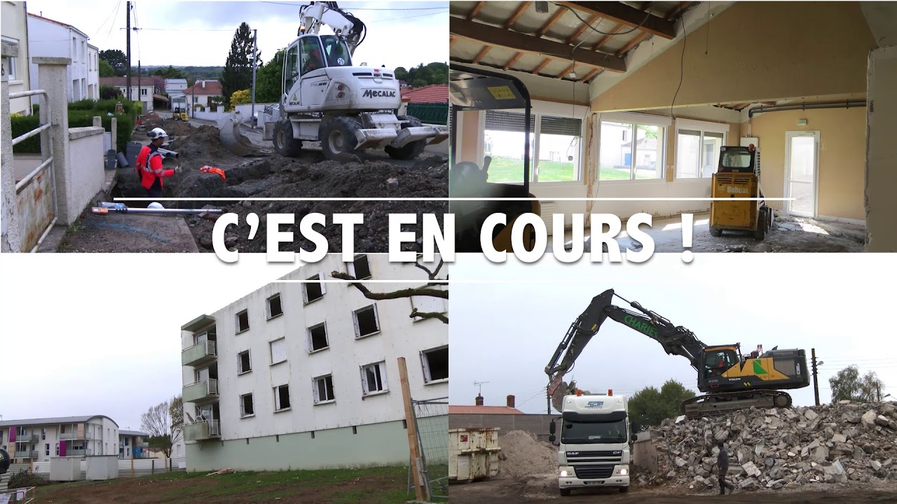 Point Travaux Été 2018