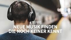 4 Tipps - Neue Musik finden die keiner kennt | Epidemic Sound, Artlist, MusicBed [SILAS F]