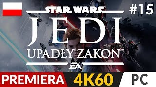 Star Wars Jedi: Upadły zakon  #15 (odc.15) ✨ Gorgonzola | Fallen Order PL Gameplay 4K