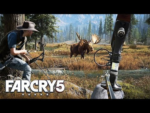 🔴 FARCRY 5 *ULTRA SETTINGS*// 1440p // NEVER PLAYED BEFORE!!🏆800 SUBS PAYPAL GIVEAWAY 🏆