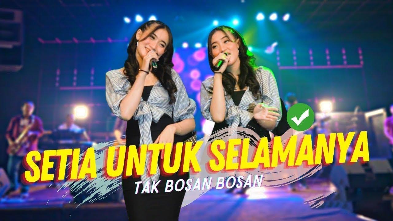Download Yeni Inka - Tak Bosan Bosan | Setia Untuk Selamanya (Official Music Video ANEKA SAFARI) Cepak Jeger