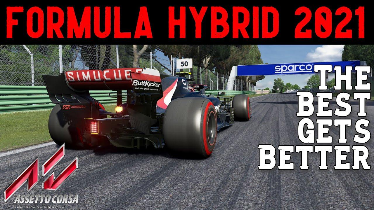 The Best Modern Formula 1 Car in Sim Racing