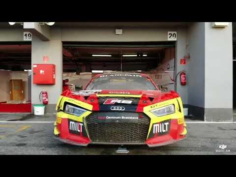 GT Sports Technology / Audi Sport Slovakia - August 2018