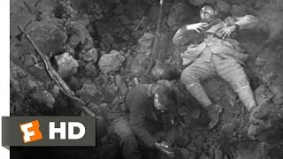 All Quiet On The Western Front (5/10) Movie CLIP - I Want To Help You (1930) HD