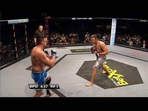 MMA Battle: Ian Visser vs. Danie Van Heerden | FIGHT SPORTS