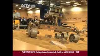 UK Shows Off New Mars Rover Prototype | Space Science