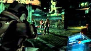 Resident Evil 6 : Ninja J'avo