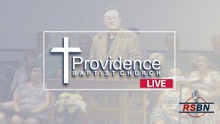 🔴 LIVE: Providence Baptist Church on RSBN - Sunday, May 9, 2021