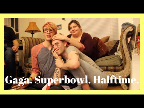 Lady Gaga SuperBowl Halftime Show REACTION