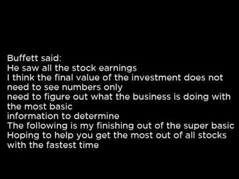 NYMTP - New York Mortgage Trust, Inc  NYMTP buy or sell Buffett read basic