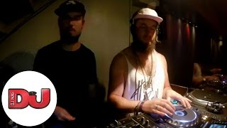 Monkey Safari & Glenn Astro Live at DJ Mag Sessions (Egg LDN pre-party)