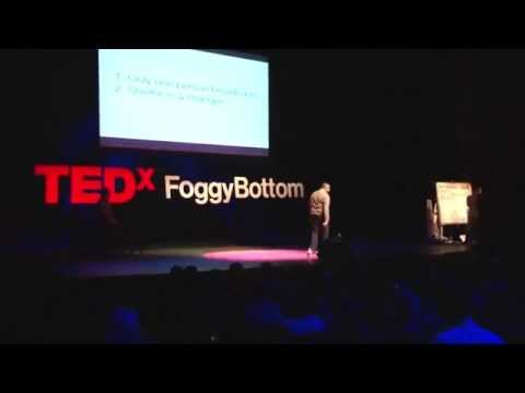 Designing for a quiet online conversation: Greg Dorsainville & Alvin Chang at TEDxFoggyBottom