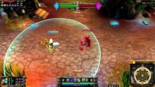 Full - Battle Regalia Poppy League of Legends Skin Spotlight