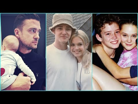 Justin Timberlake - Rare Photos | Childhood | Family | Friends