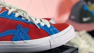 Converse Sneakers for Php7,550 ($150)? GOLF Le FLEUR x Converse Two Tone Review!