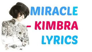 Miracle - Kimbra (LYRICS/KARAOKE) ICT PROJECT by John Lloyd Baltazar BAC 101