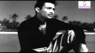 Jaaye Toh Jaaye Kahan (Male) - Talat Mahmood - TAXI DRIVER - Dev Anand, Kalpana Kartik