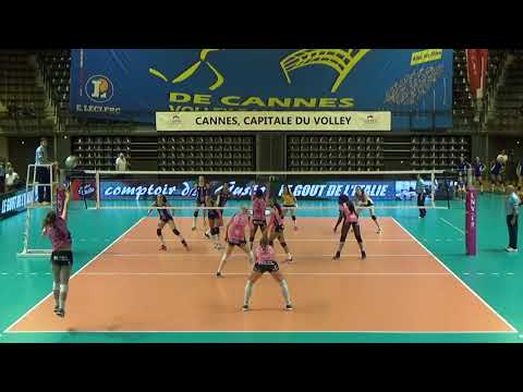 CANNES x BEZIERS (French League 2017/2018)