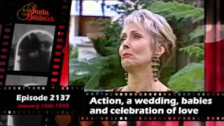 Santa Barbara Bulletin 04 Last episode & Robin Wright and others