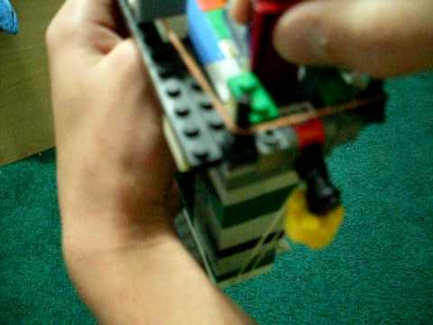 My Complicated Lego Inventions - YouTube