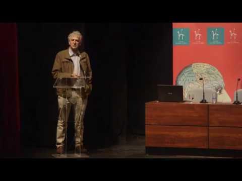 Conferencia de Juan Luis Arsuaga, sobre «La hipótesis del cazador»