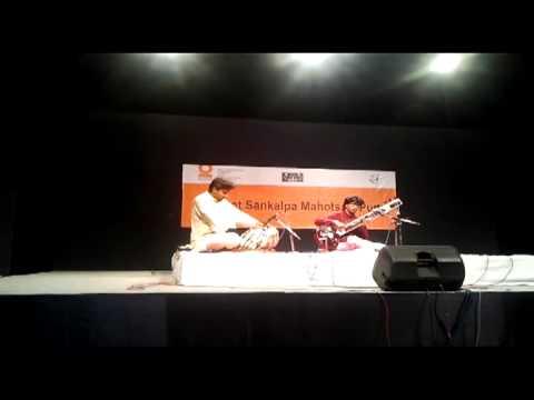 Debojyoti Gupta(Sitar). Raag-Charukeshi