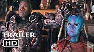 AVENGERS 4 ENDGAME New  Special Look (2019) Marvel39;s Super Hero