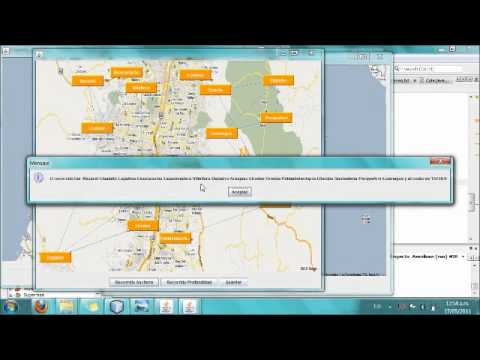 Proyecto Final Estructura De Datos Grafos Youtube