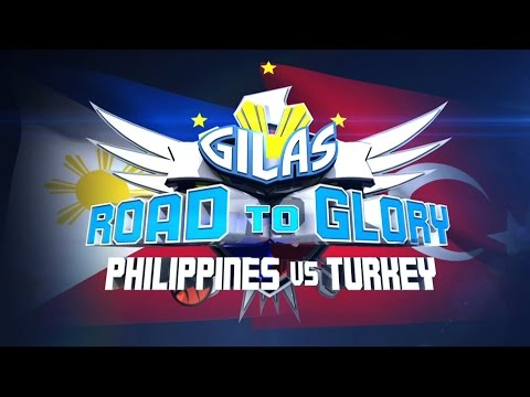 Gilas Pilipinas vs Turkey Part II