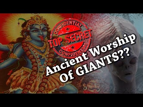 PROOF Of Fallen Angel NEPHILIM SEED In ALL Ancient Societies! | Share This Video | Myth or Truth?