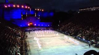 Royal Edinburgh Military Tattoo Highland Dancers 2014 - The Gael