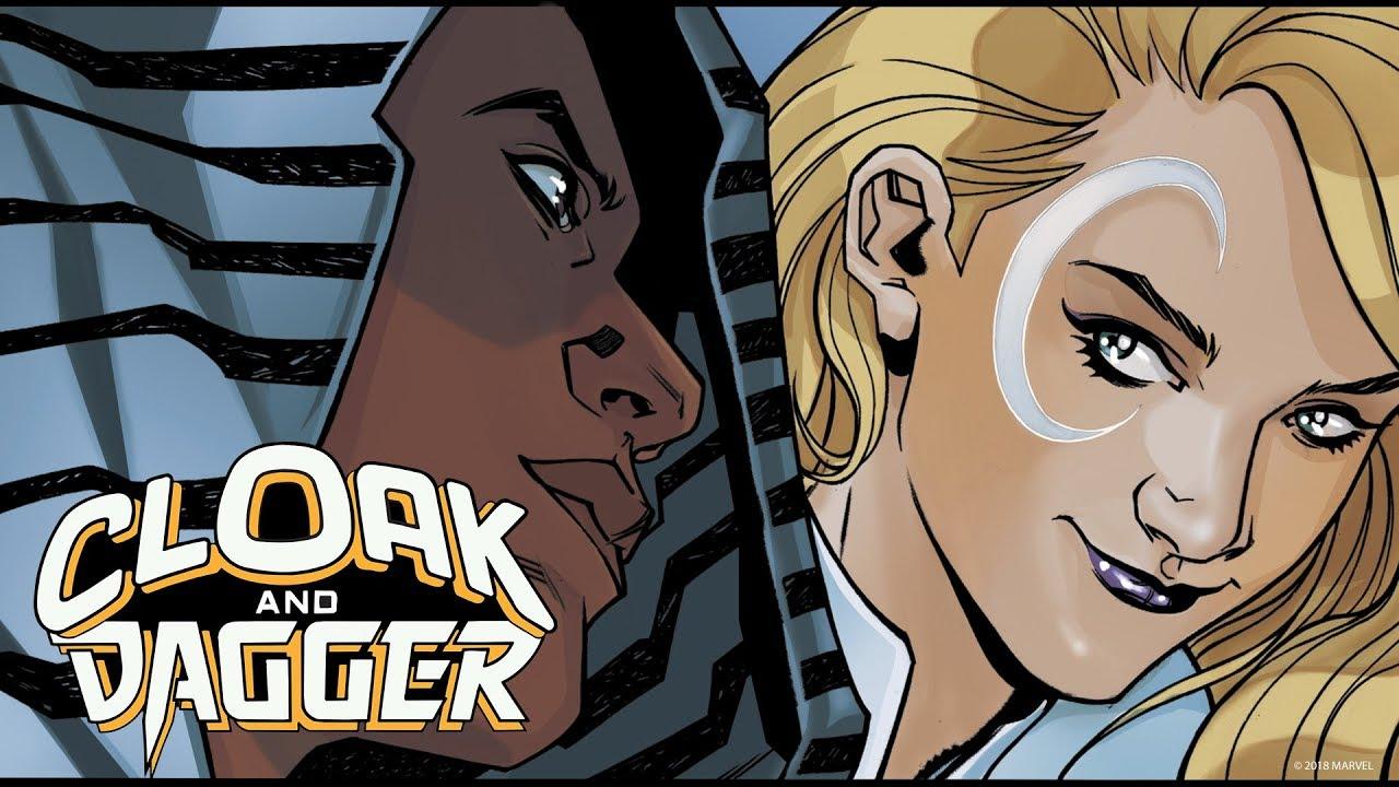CLOAK AND DAGGER #1   Digital Comic Launch Trailer