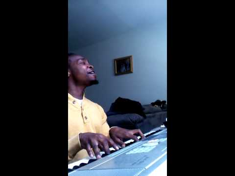 Kirk Franklin Why do you cry(Cover)(Linden Jones)