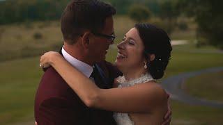 Beautiful Rainy Day Wedding + First look at Le Rituel Gainteau QC  wedding video   SONY A7III