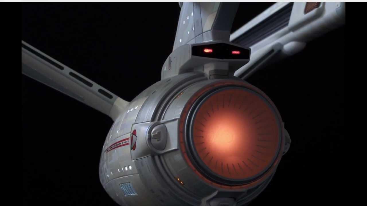 Star trek uss enterprise ncc refit 1 scale model - Star Trek Uss Enterprise Ncc 1701 Refit Paint Effects By Trekmodeler Youtube