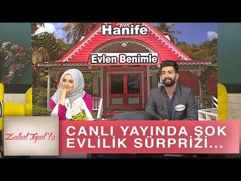 Zuhal Topal'la 214. Bölüm (HD) | Muhammed'den Hanife'yi Şok Eden Sürprizlerle Dolu Evlenme Teklifi!