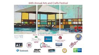 64th Annual Arts & Crafts Festival Poster Art Unveiling