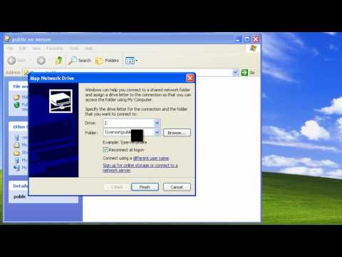 Windows XP - Folder Sharing