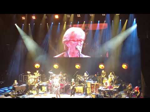 """Eric Clapton and Friends 02/17/20 """"Crossroads"""" London, UK (Ginger Baker Tribute)"""